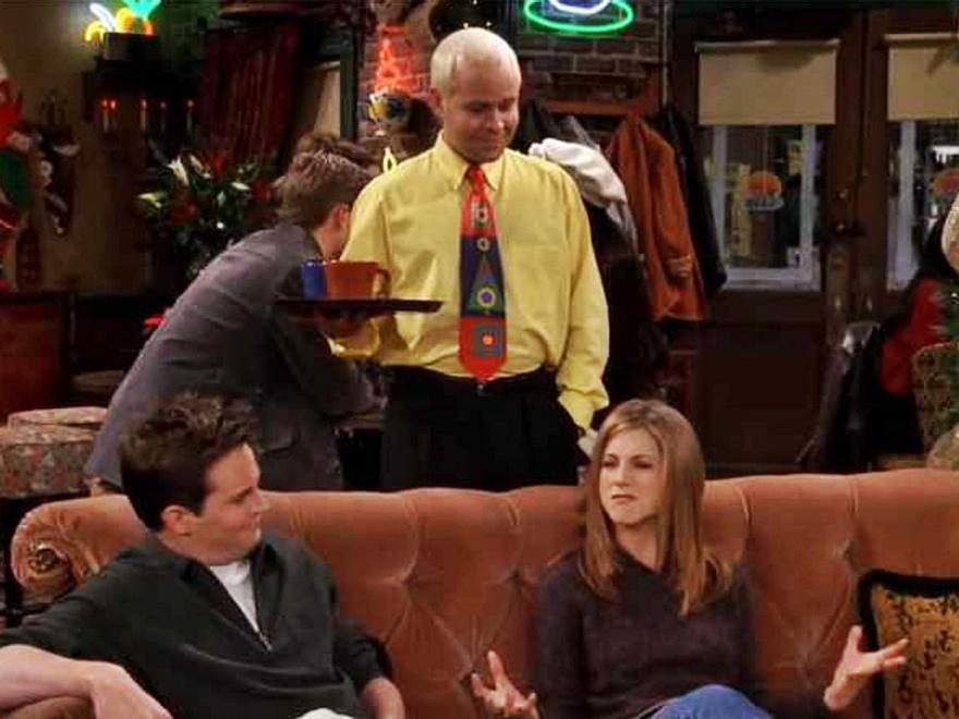 """Gunther, el camarero de """"Friends"""", tiene cáncer"""