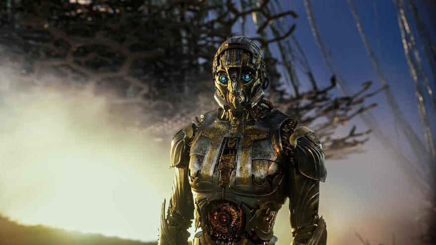 ESTRENES: La cinquena entrega de 'Transformers' arriba a la gran pantalla