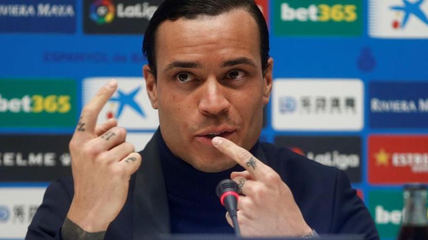 De Tomás: «Ser el jugador més car de la història de l'Espanyol em motiva»