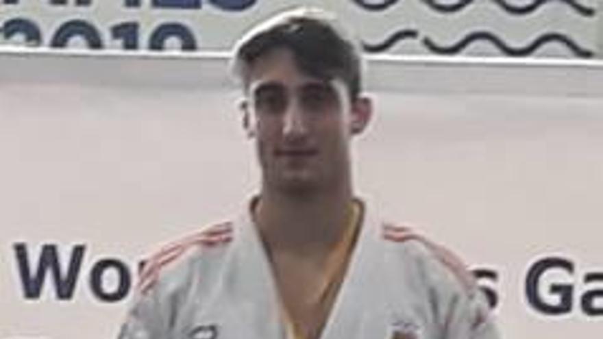 El alcireño Alberto Varela logra el oro en la Copa de España Júnior de Judo de Tortosa