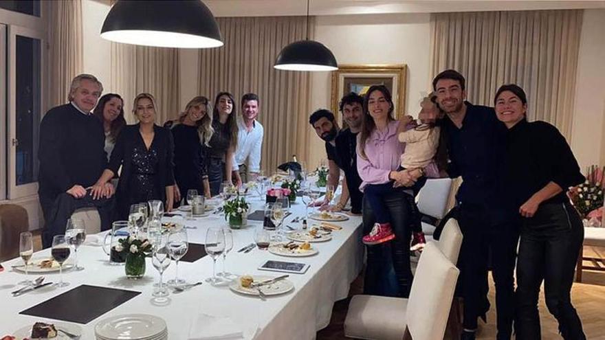 Escándalo en Argentina por una fiesta del presidente en pleno confinamiento