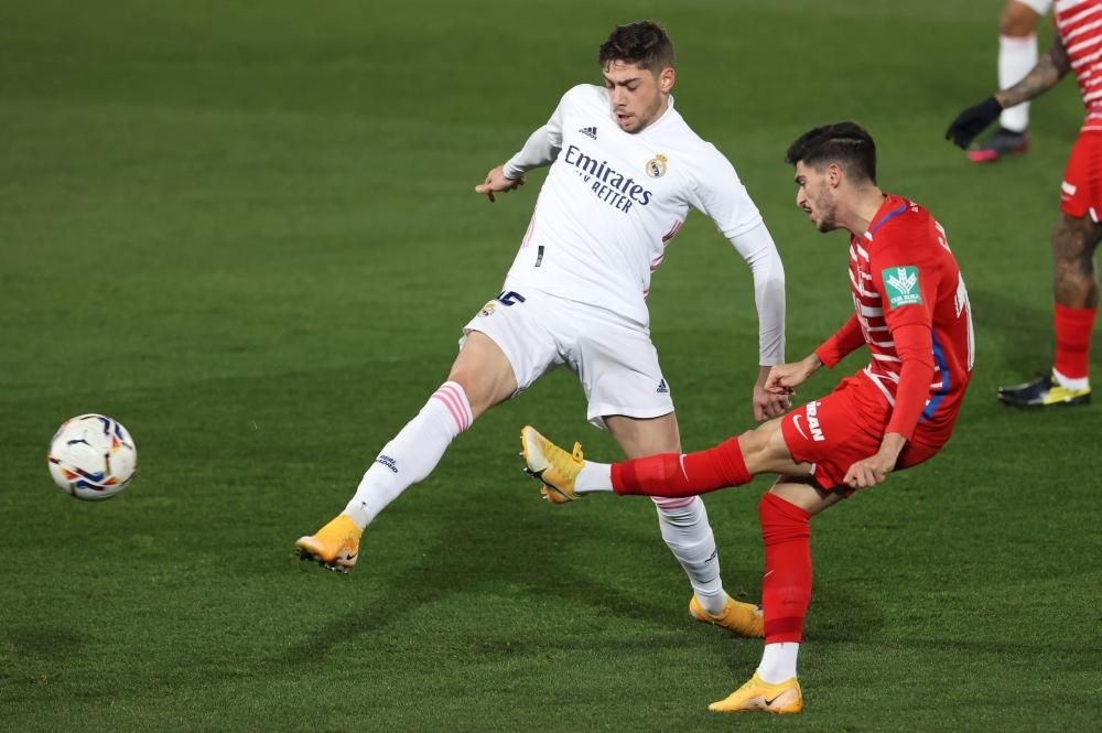 Fútbol | LaLiga Santander: Real Madrid - Granada