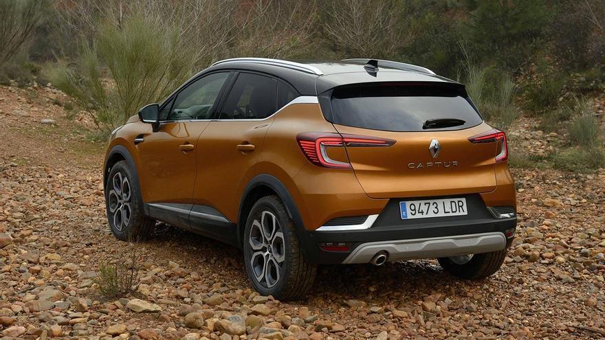 Renault Captur, un ADN SUV més intens