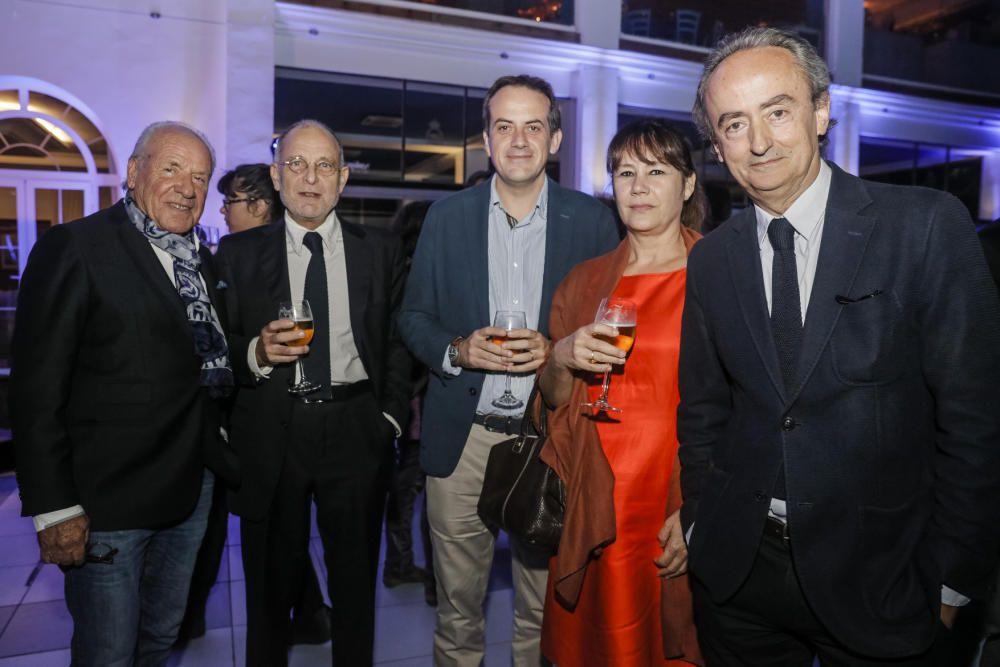 Cóctel del 40 aniversario de Prensa Ibérica
