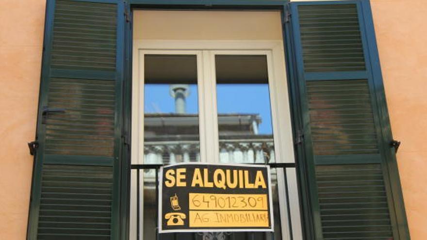El precio del alquiler en Baleares aumenta un 2% durante 2019