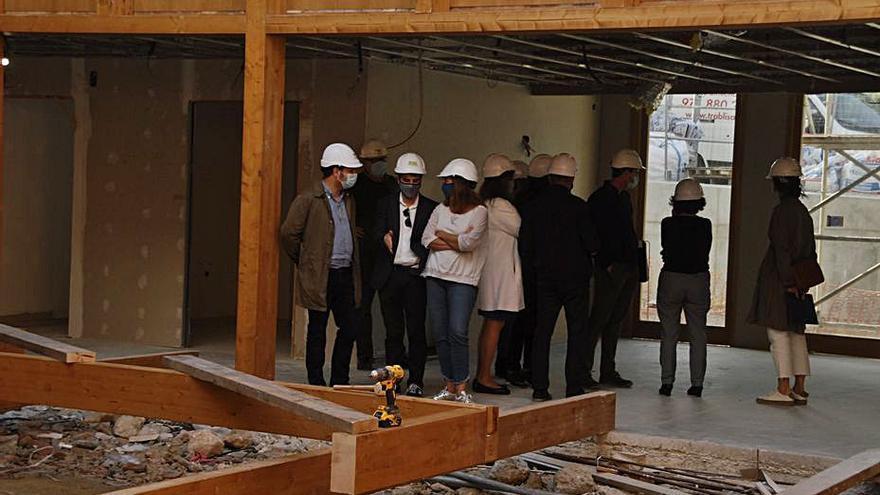 La residencia de Pòrtol abrirá a finales de 2021