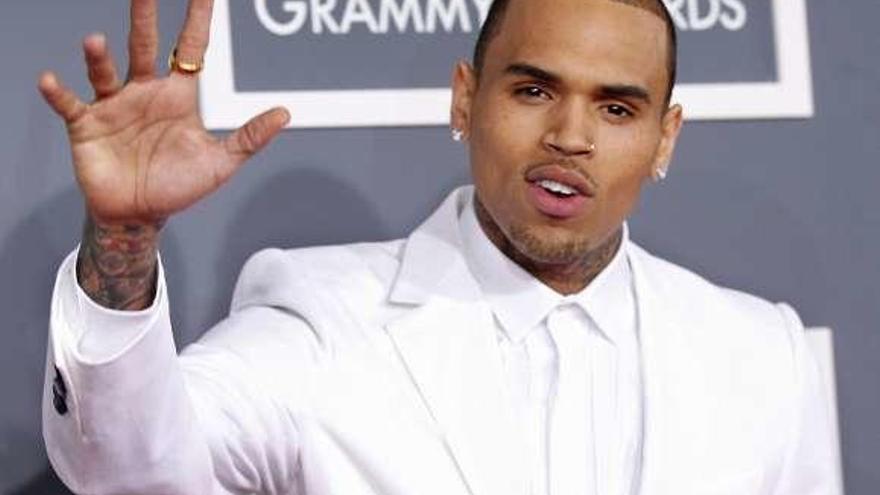 Chris Brown, acusado de violación