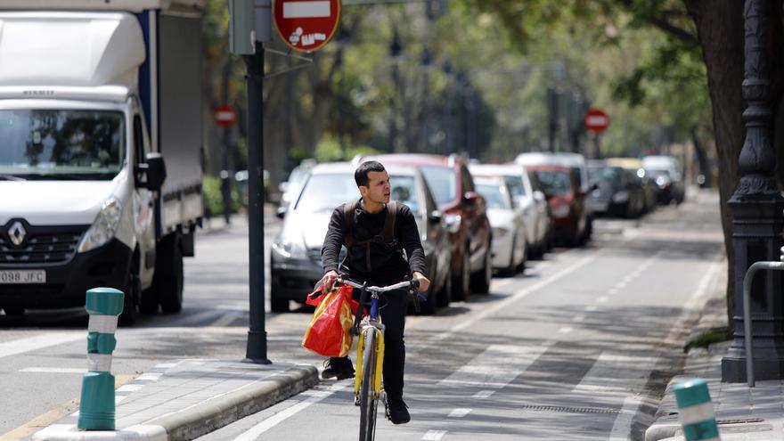 Los nuevos carriles bici que se construirán en 2021