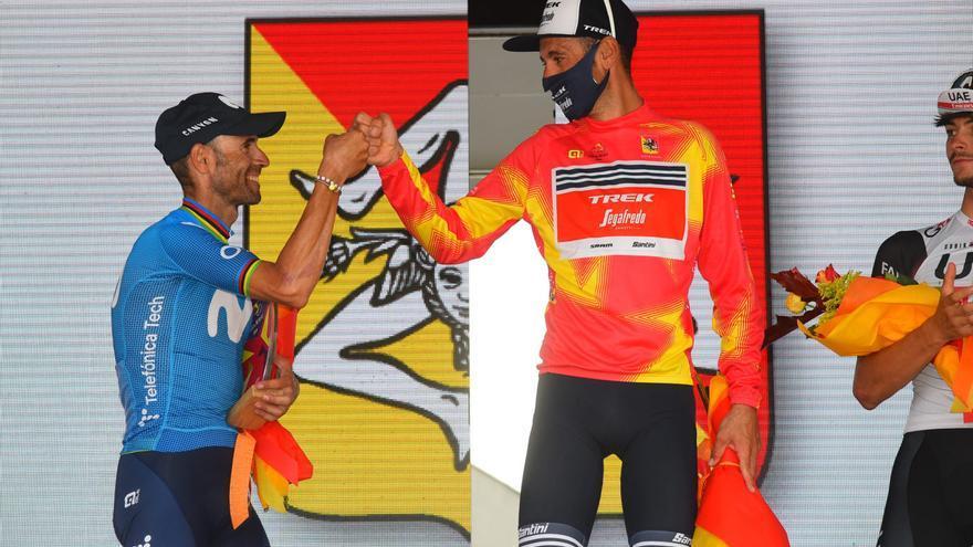 Nibali arrebata a Alejandro Valverde el triunfo en el Giro de Sicilia