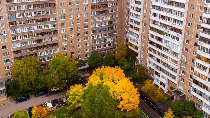 Los embargos sobre vivienda habitual caen el 21,8% en 2019