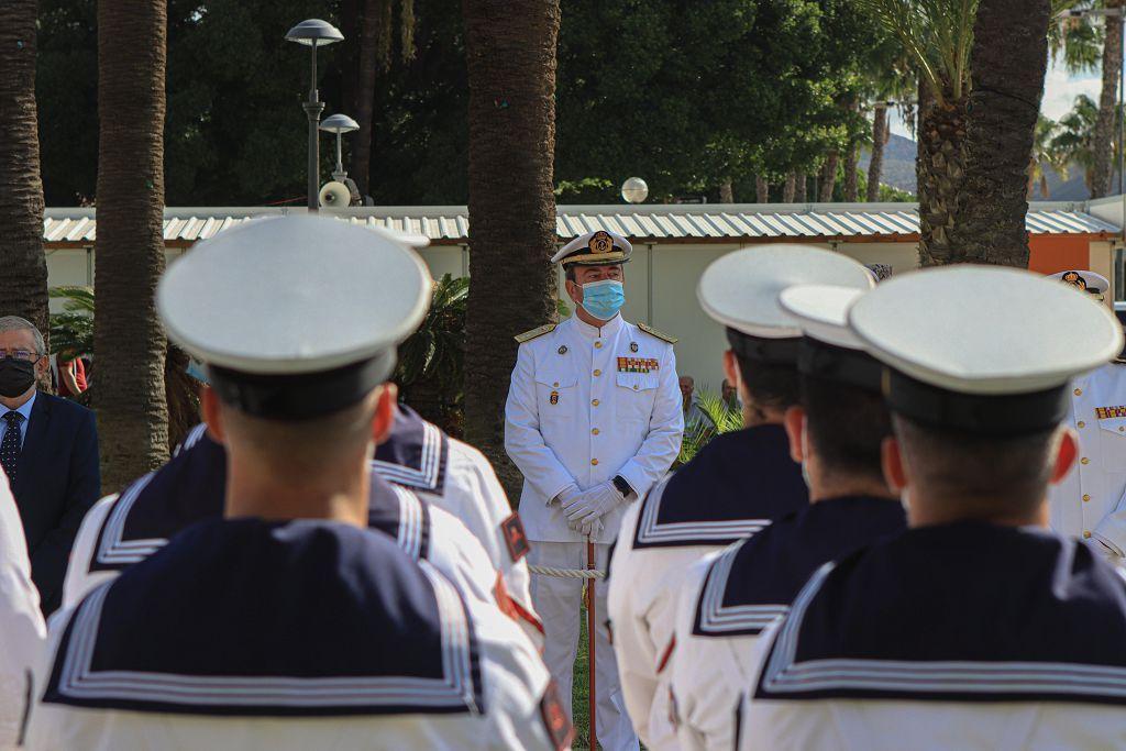 La Armada celebra el aniversario de la Batalla de Lepanto en Cartagena