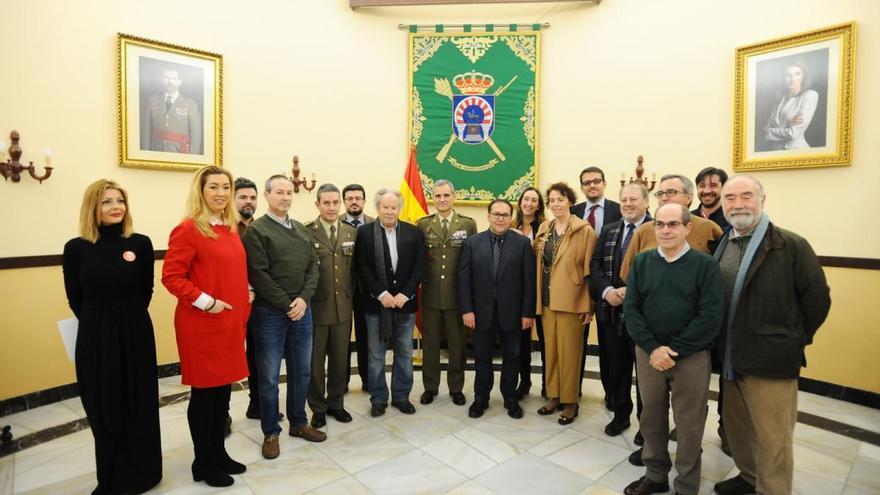 La Brigada de Cerro Muriano regresará a Letonia el año que viene