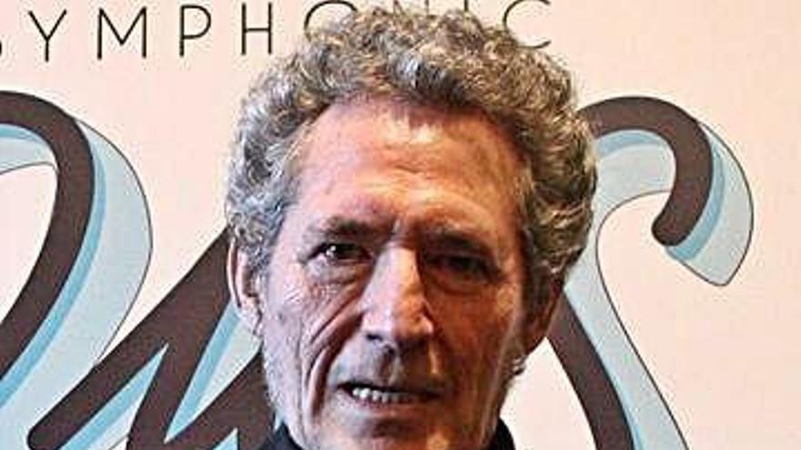 """Miguel Ríos lanza """"El blues de la tercera edad"""""""