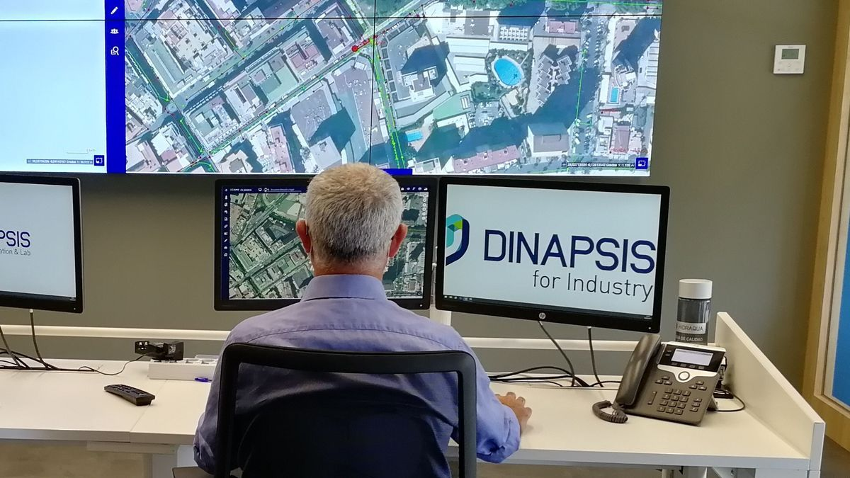 Hidraqua y Dinapsis se han adherido a la iniciativa 1.070KM HUB para favorecer los ecosistemas de innovación en el Arco Mediterráneo