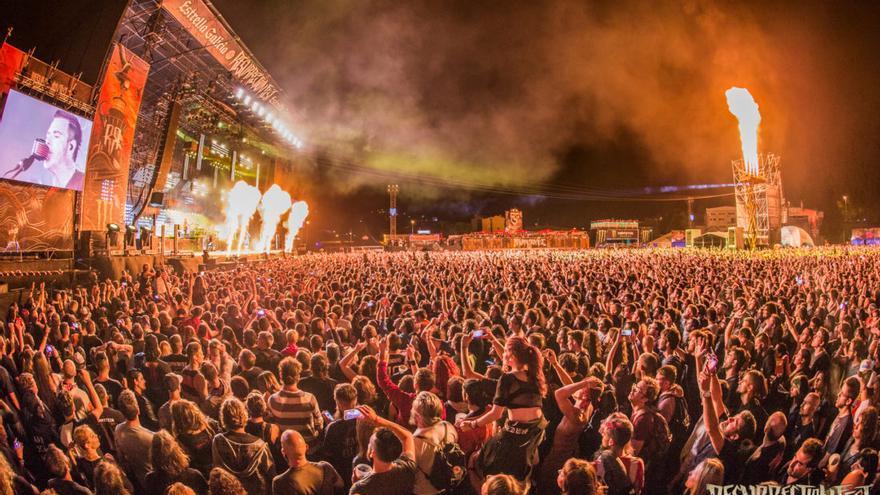 El Resurrection Fest queda aplazado hasta 2022