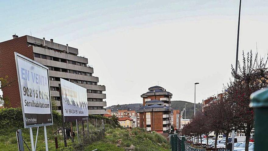 """El """"banco malo"""" persiste en sus planes de vivienda libre en Avilés: """"No somos competencia"""""""