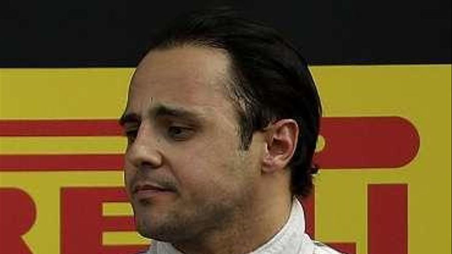 El piloto Felipe Massa anuncia su retirada