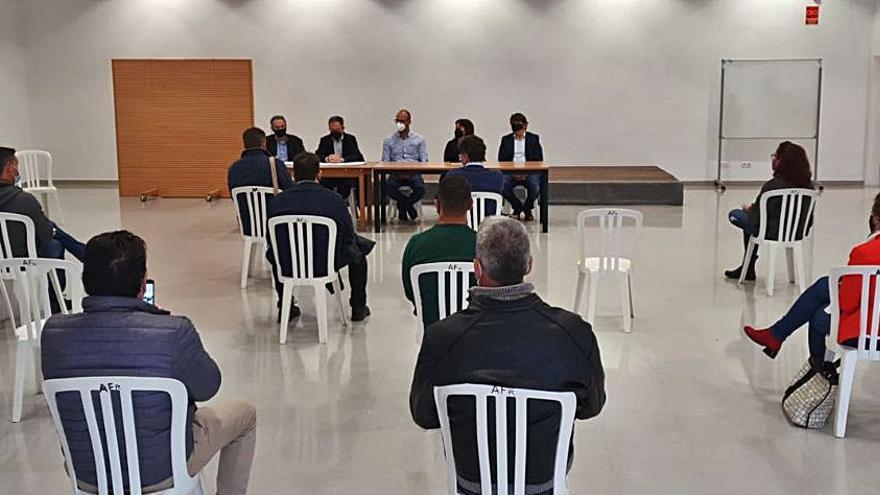 La Comisión de Seguimiento de la reforma del Moll de Portocolom comienza a andar