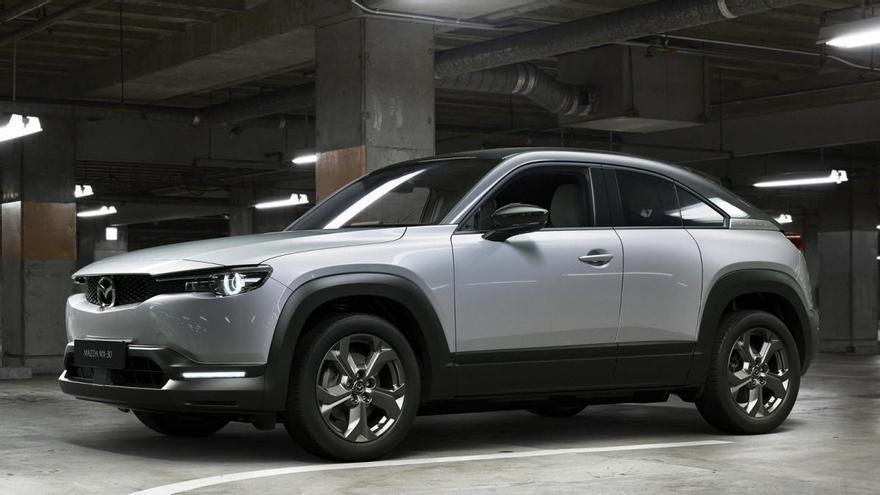 Mazda anticipa un motor rotativo para el MX-30