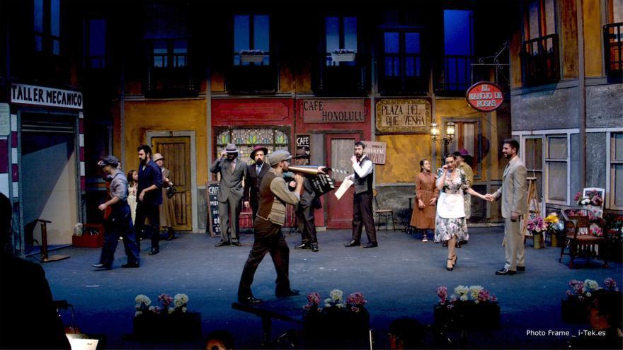 Teatro y zarzuela en l'Auditori de Torrent