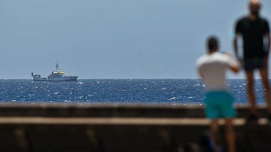 Hallan el cuerpo de una niña en la zona de búsqueda de las desaparecidas en Tenerife