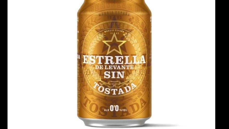 Estrella de Levante lanza una nueva 0,0 de su cerveza tostada