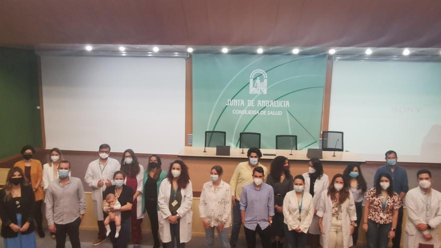El Hospital Costa del Sol rinde homenaje a los 22 residentes que han finalizado su formación