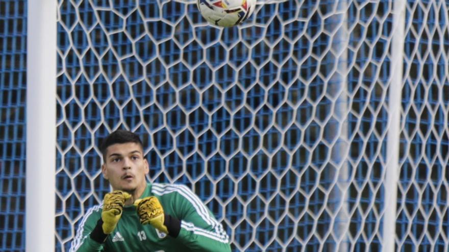 Ziganda sigue con Brazão y vuelve a los dos delanteros