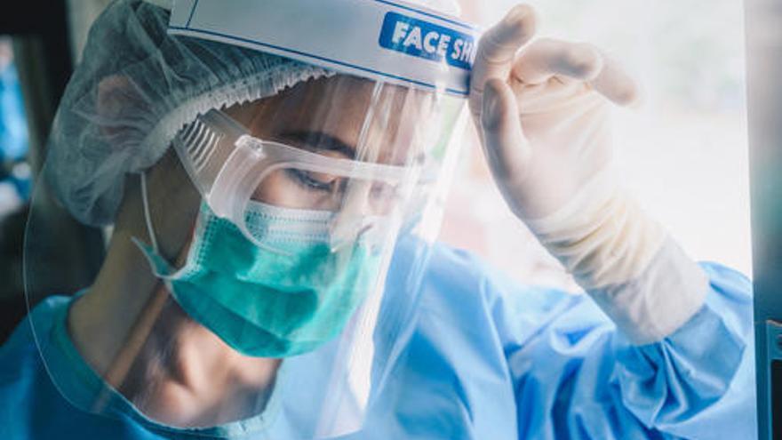 Lucha para que el contagio por coronavirus sea enfermedad profesional