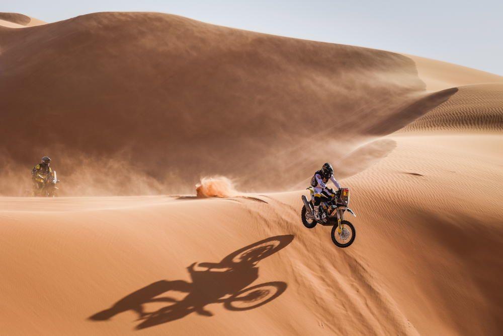 Tercera etapa del Rally Dakar 2021