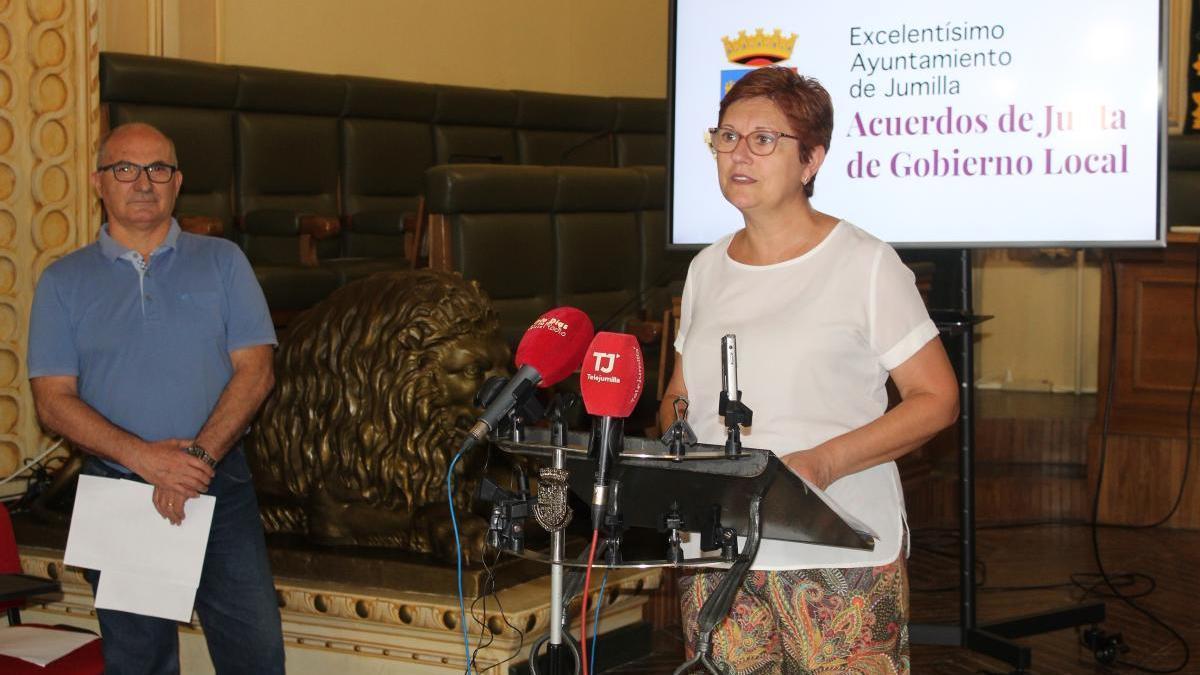 El Ayuntamiento de Jumilla adquiere un local para mostrar el legado de Marín Padilla