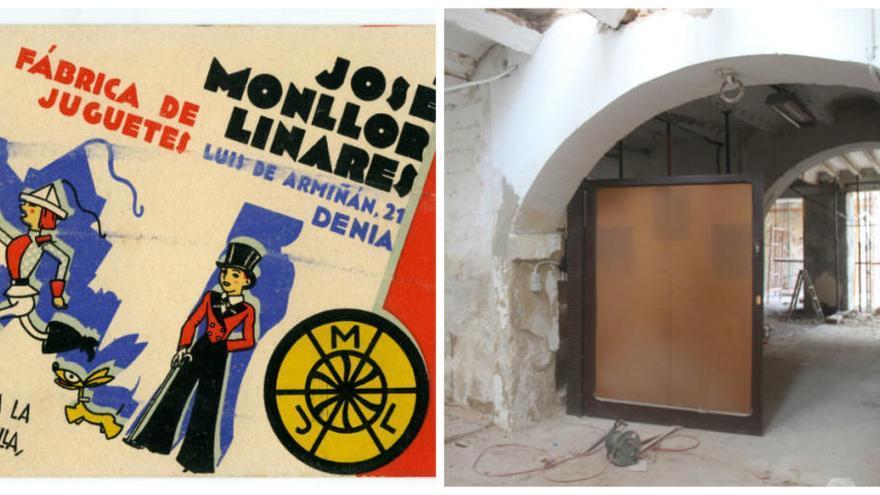 De los carruajes de Felipe III a Mickey Mouse: los 4 siglos de historia de un almacén de Dénia