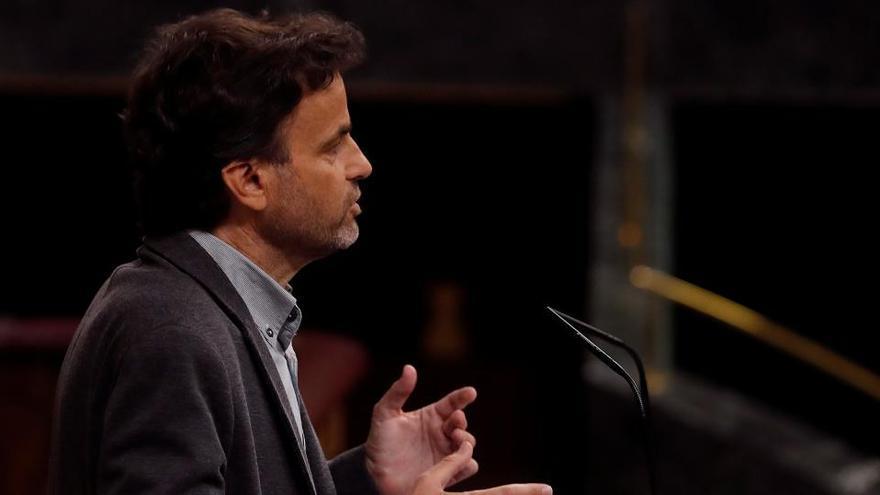 Podemos pide el indulto para los presos del procés antes de las elecciones catalanas