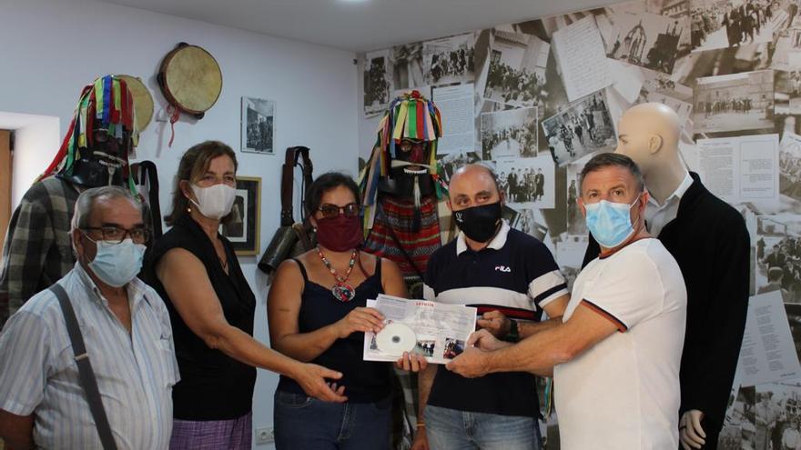 Sanzoles solicitará declarar el Zangarrón como Fiesta de Interés Nacional