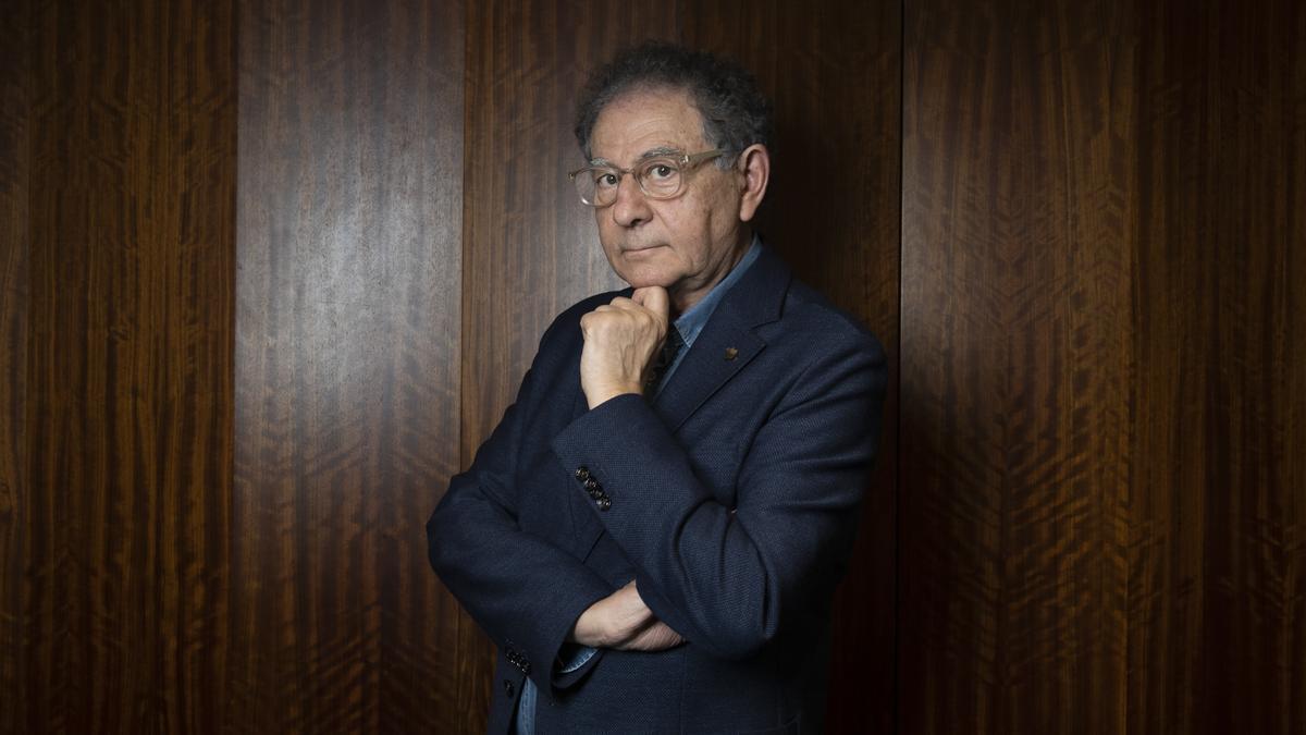 El diseñador de moda gallego Roberto Verino.