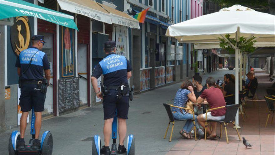 El Ayuntamiento capitalino amplía las medidas contra la Covid-19