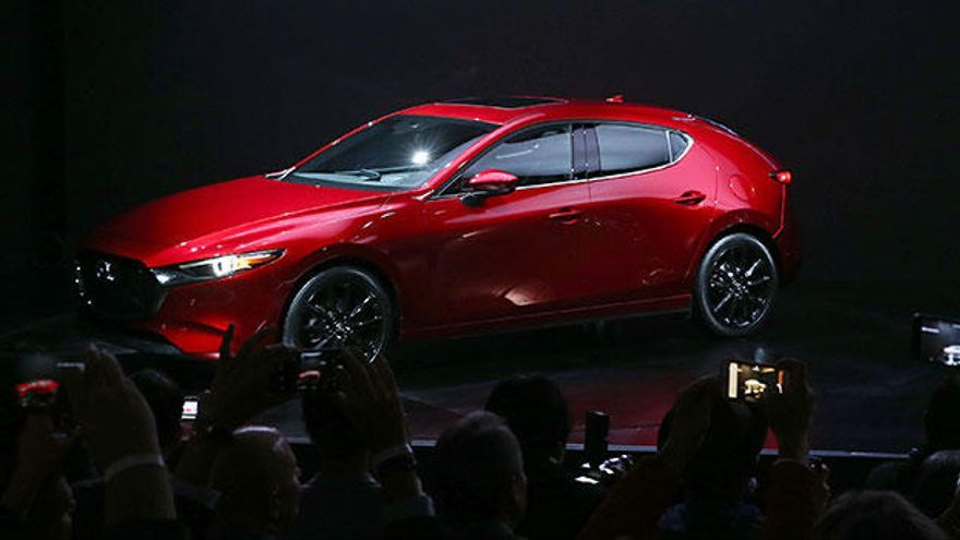 El nuevo Mazda3 llegará a los mercados a principios de 2019