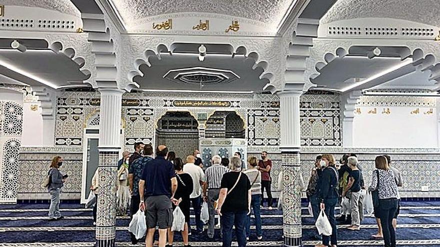 Les religions de Manresa en un passeig