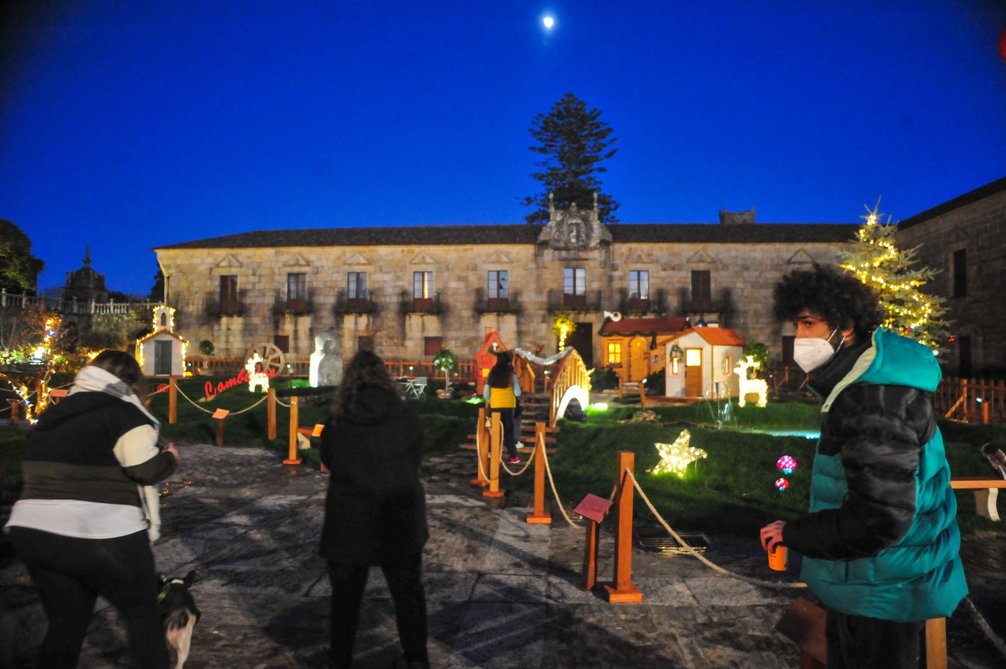 Los lugares mágicos de la Navidad en toda la comarca
