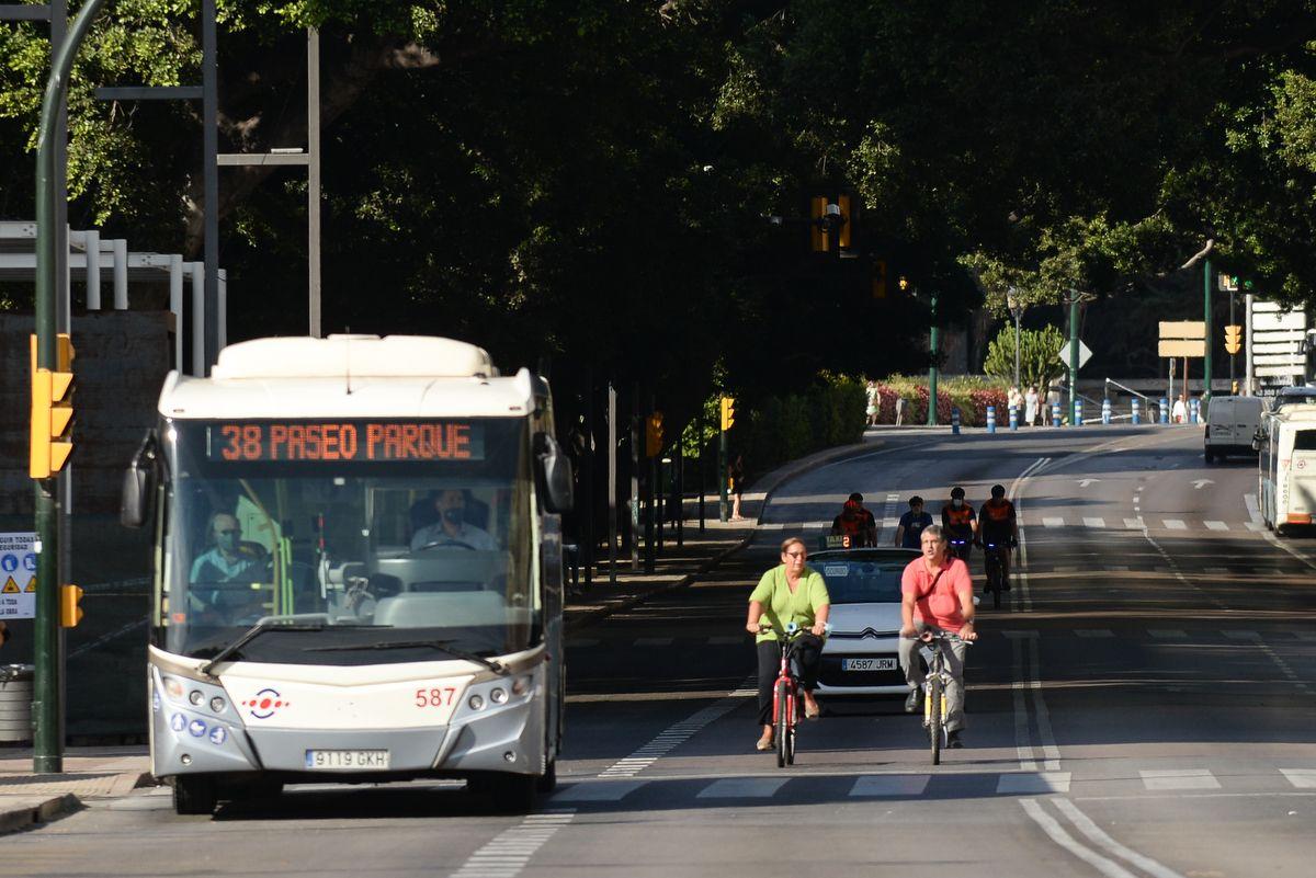 Día Sin Coche en Málaga