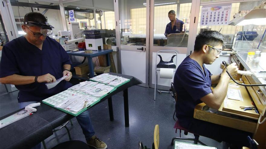 La Escuela de Joyería de Córdoba abre el plazo para los nuevos cursos formativos