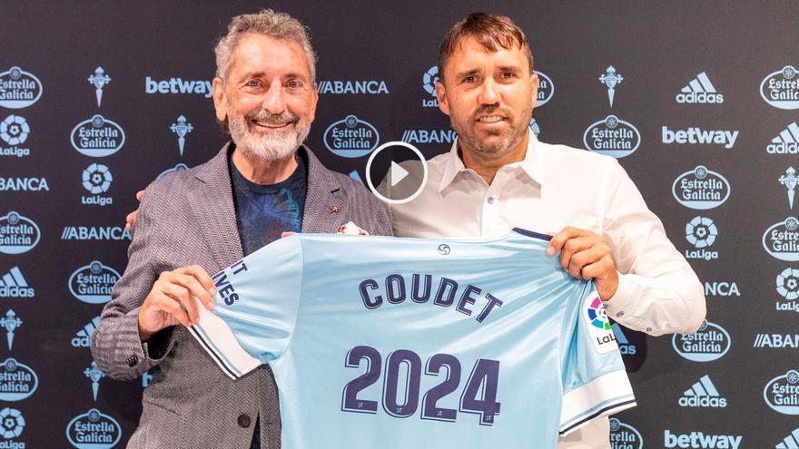 Entusiasmo por la renovación de Coudet