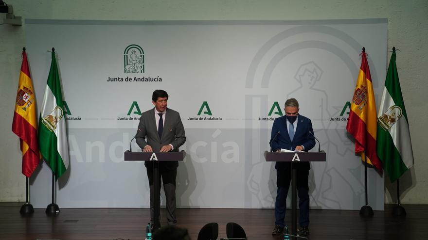 La Junta apoya la construcción en Estepona de dos complejos turísticos de alta gama