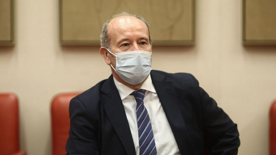 """Juan Carlos Campo: """"El CGPJ es un órgano político pero no está politizado"""""""