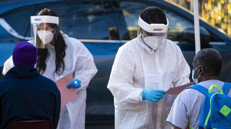 La pandemia de Covid-19 bate un nuevo récord global