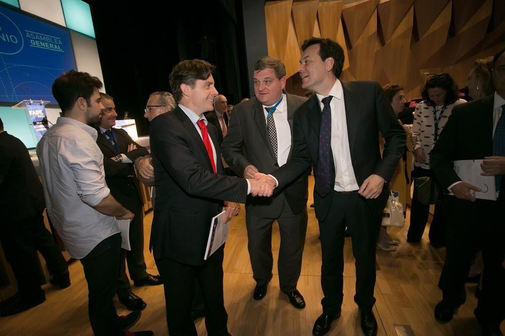 Asamblea General de FADE Asturias