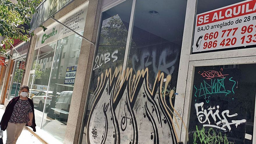La crisis provocada por la pandemia dispara la conversión de locales comerciales en viviendas