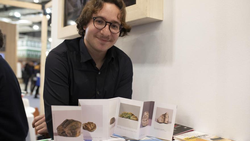 """Manuel Iglesias, geólogo: """"Los pueblos deben conocer su historia geológica y contársela a los visitantes"""""""