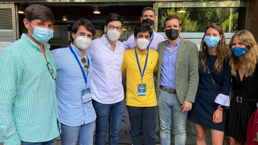 Nuevas Generaciones de Zamora defiende a los jóvenes hosteleros