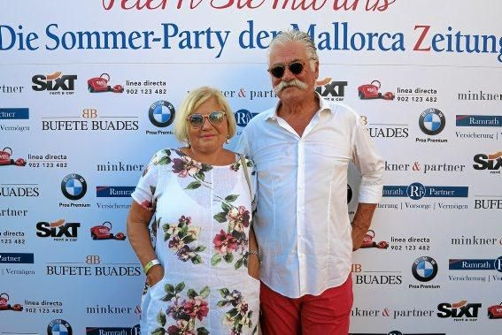 Hilde und Helmut Bohnen
